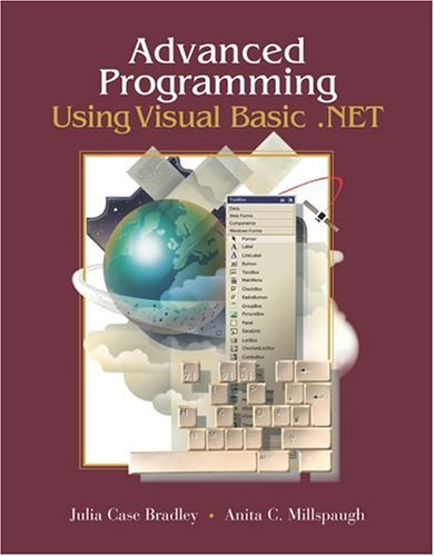 9780072254914: Advanced Programming  Using Visual Basic.Net with Student CD