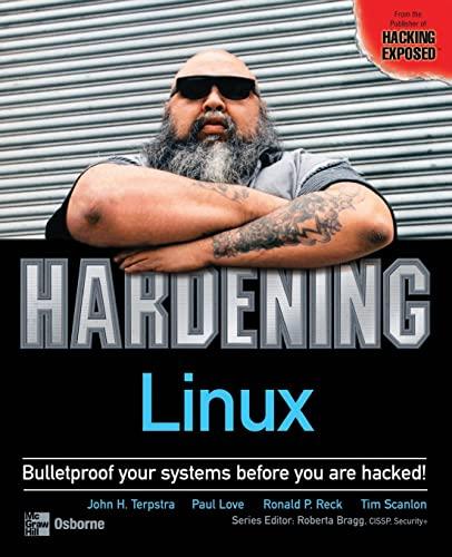 9780072254976: Hardening Linux