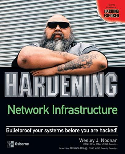 9780072255027: Hardening Network Infrastructure