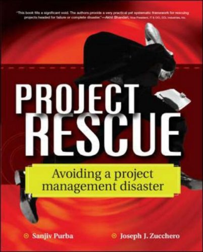 9780072255379: Project Rescue: Avoiding a Project Management Disaster