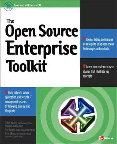 9780072255843: The Open Source Enterprise Toolkit