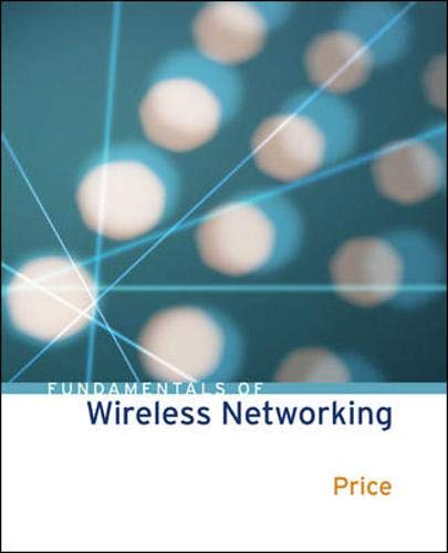 9780072256680: Fundamentals of Wireless Networking
