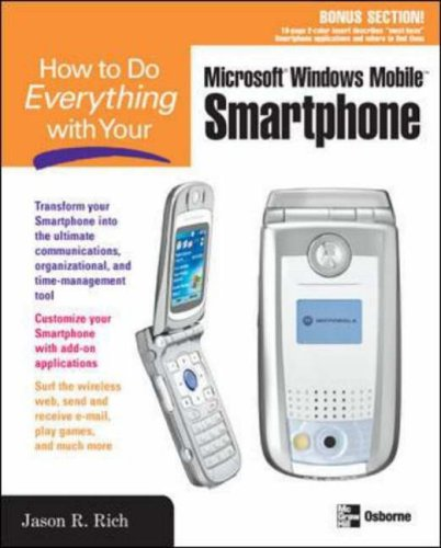 9780072256741: How to Do Everything with Your Smartphone: Windows Mobile Edition