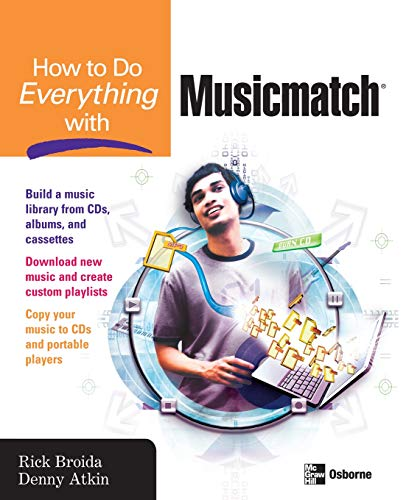 9780072257083: How to Do Everything with Musicmatch
