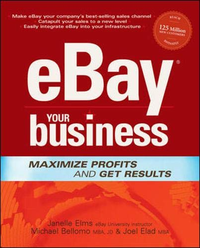 9780072257113: eBay Your Business