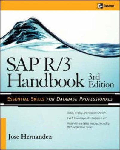 9780072257168: SAP R/3 Handbook, Third Edition (Mcgraw-Hill Information Assurance & Security Series)