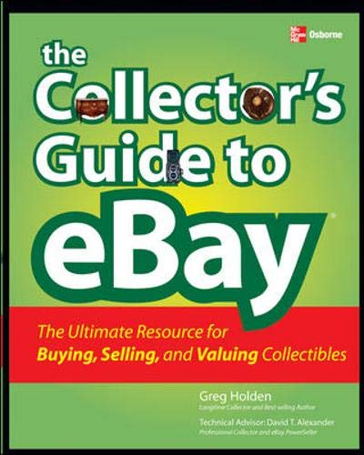 9780072257663: The Collector's Guide to eBay
