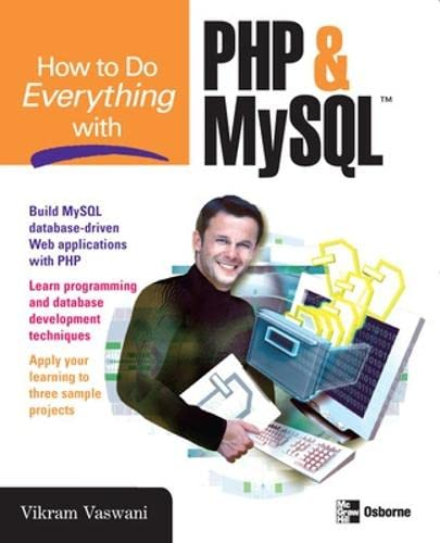 9780072257953: How to Do Everything with PHP and MySQL