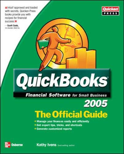 9780072258554: QuickBooks 2005 The Official Guide (QuickBooks: The Official Guide)
