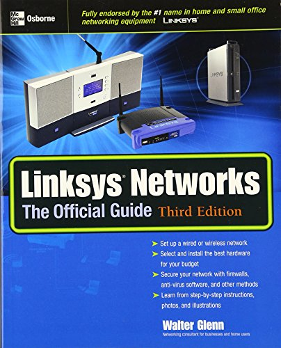 9780072258585: Linksys® Networks: The Official Guide, 3rd Ed. (One-Off)