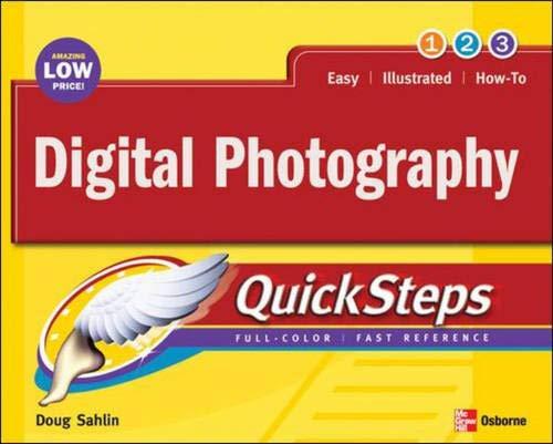 9780072258615: Digital Photography QuickSteps