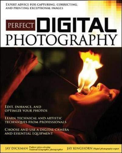 9780072259216: Perfect Digital Photography