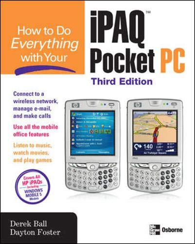 9780072260922: How to Do Everything with Your iPAQ Pocket PC, Third Edition