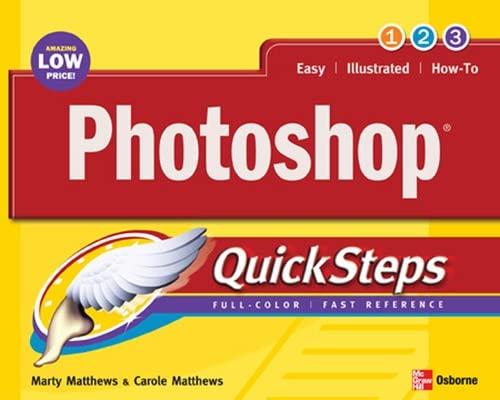 9780072261592: Photoshop QuickSteps