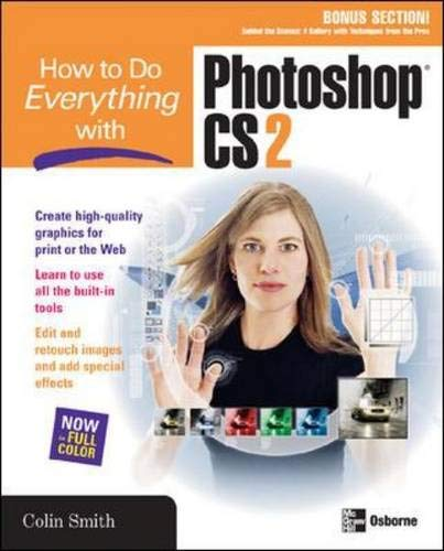 9780072261608: How to Do Everything with Photoshop CS2