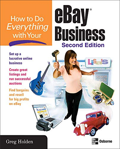 9780072261646: How to Do Everything with Your eBay Business, Second Edition