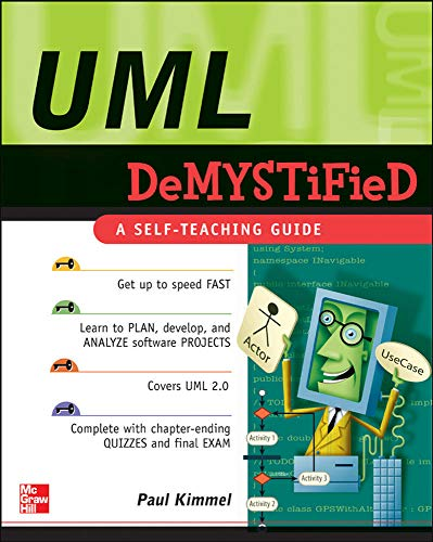 9780072261820: UML Demystified
