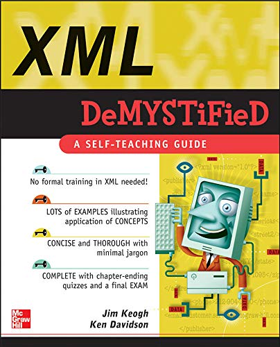 9780072262100: XML Demystified
