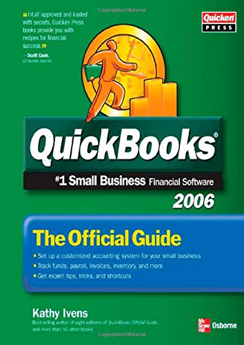 9780072262322: QuickBooks 2006: The Official Guide