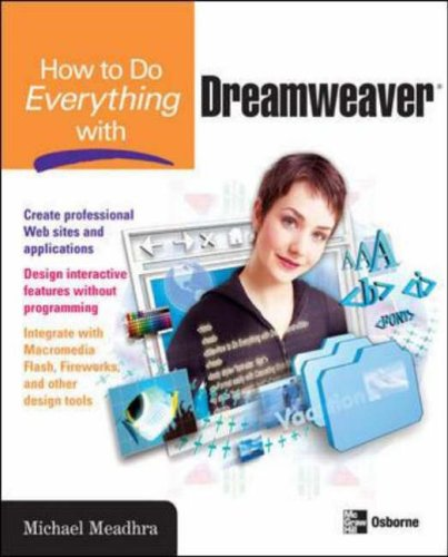 9780072262384: How to Do Everything with Dreamweaver