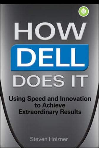 9780072262544: How Dell Does It