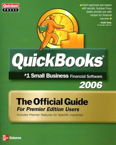 9780072262742: QuickBooks Premier Edition (QuickBooks: The Official Guide)