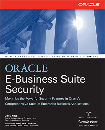 9780072262766: Oracle E-Business Suite Security
