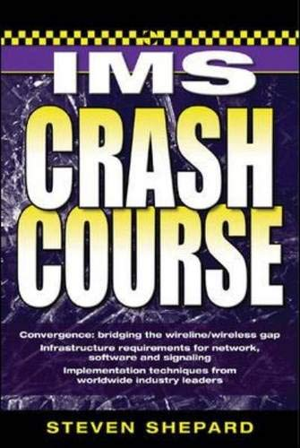 9780072263060: IMS Crash Course