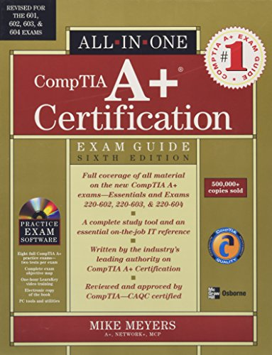 9780072263114: CompTIA A+ Certification All-in-One Exam Guide, Sixth Edition