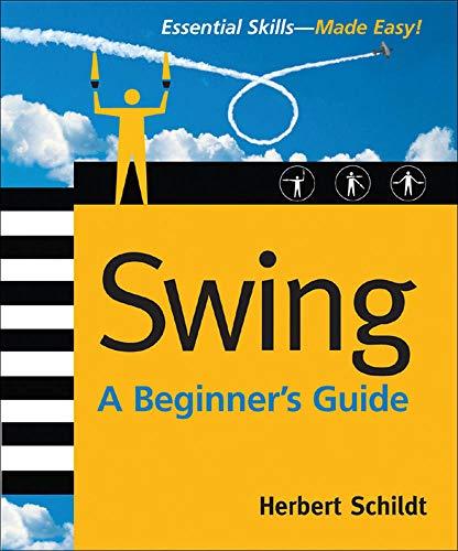 9780072263145: Swing: A Beginner's Guide