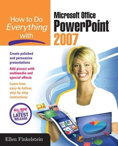 9780072263398: How to Do Everything with Microsoft Office PowerPoint 2007