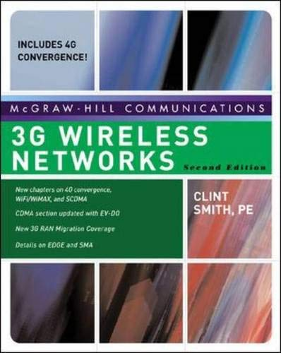 9780072263442: 3G Wireless Networks, Second Edition