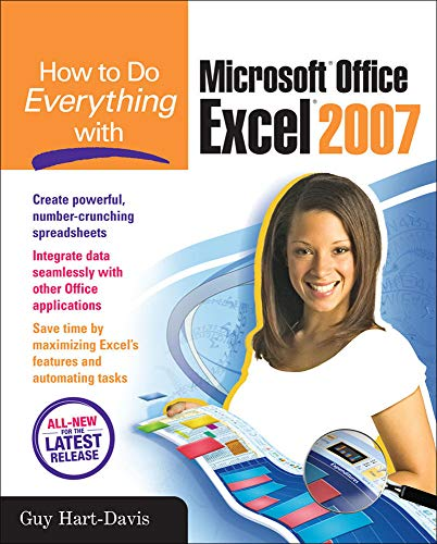 9780072263695: How to Do Everything with Microsoft Office Excel 2007