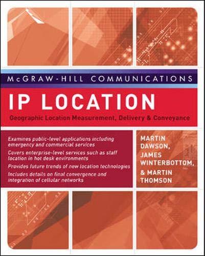 9780072263770: IP Location