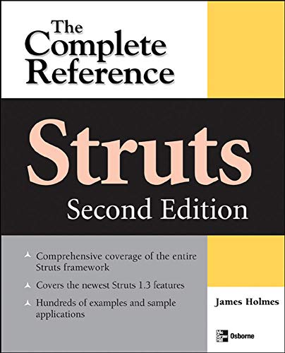 9780072263862: Struts: The Complete Reference, 2nd Edition (Complete Reference Series)