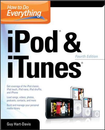 9780072263879: How to Do Everything with iPod & iTunes, 4th Ed.