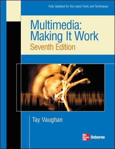 9780072264517: Multimedia: Making it Work, Seventh Edition