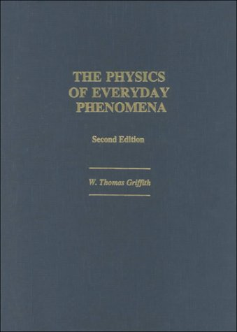 9780072281408: Physics of Everyday Phenomena