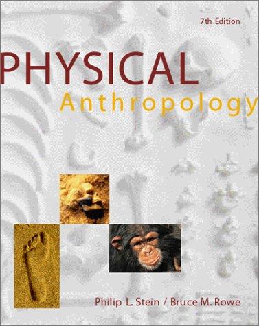 9780072282290: Physical Anthropology