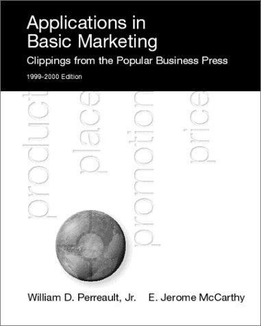 9780072283211: Essentials of Marketing