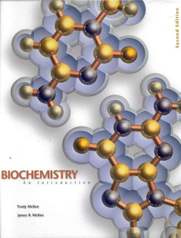 9780072283310: Biochemistry: An Introduction + 3D Library of Biomolecules + Course Ready Notes to Accompany Biochemistry: An Introduction + Study G