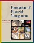 9780072283372: Foundations of Financial Management