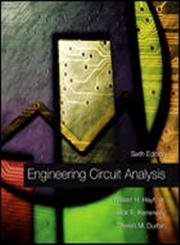 9780072283648: Engineering Circuit Analysis (Mcgraw-Hill Series in Electrical and Computer Engineering)