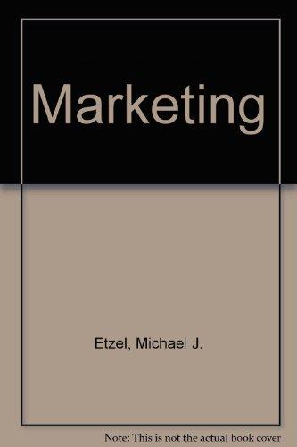 9780072283693: Marketing