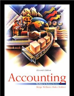 9780072284577: Accounting: The Basis for Business Decisions