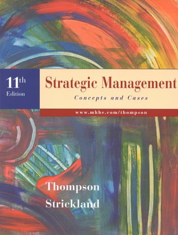9780072285482: Strategic Management