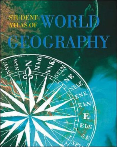 9780072285680: Student Atlas of World Geography