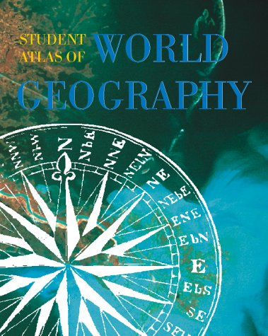 Student Atlas of World Geography (Student Atlas) (0072285680) by Tim Allen; John Logan Allen