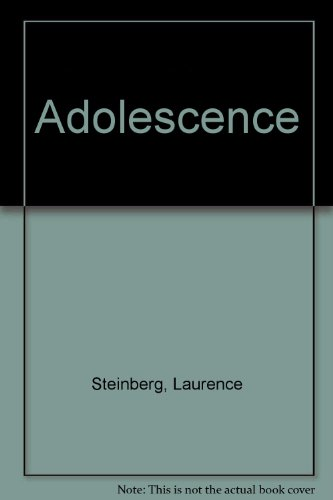 9780072286298: Adolescence