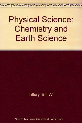 9780072286458: Physical Science: Chemistry and Earth Science